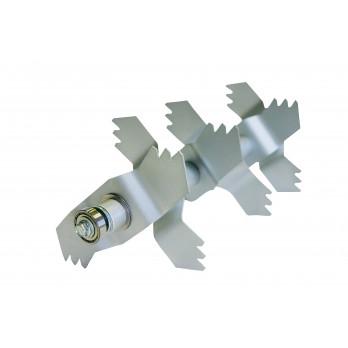 Аэратор электрический AL-KO Combi Care 38 Е Comfort c травосборником