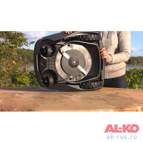 Газонокосилка-робот solo by AL-KO Robolinho 4100 I (inTOUCH)