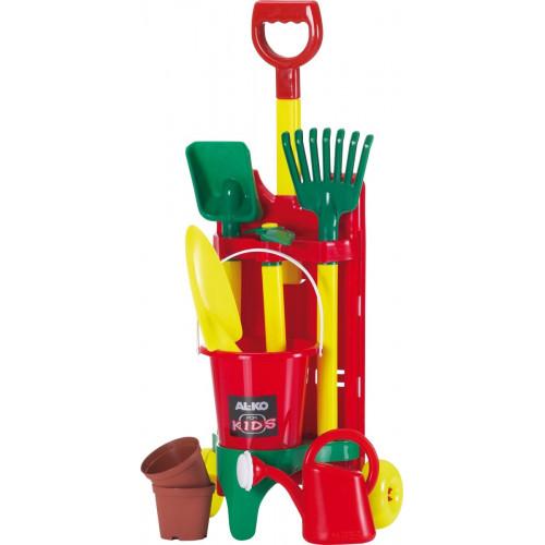 Набор садового инвентаря игрушечный AL-KO Mini Garden Set