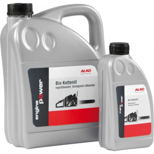 Био-масло для смазывания цепей цепных пил 1,0 л