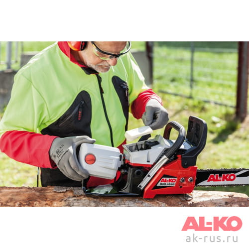 Пила бензиновая AL-KO BKS 4540