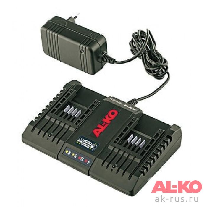 Dual Li 20 V / 2 A Easy Flex 113561 в фирменном магазине AL-KO