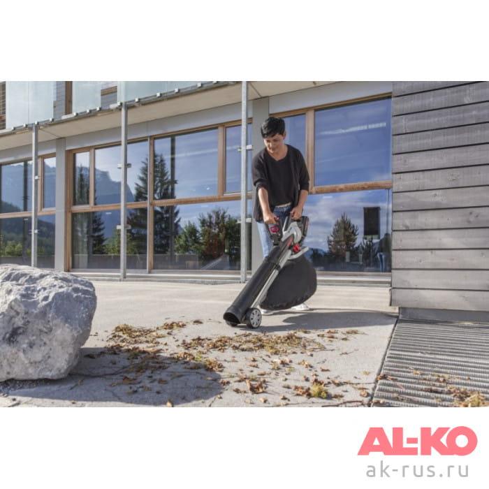 Воздуходувка садовая аккумуляторная AL-KO LBV 4090