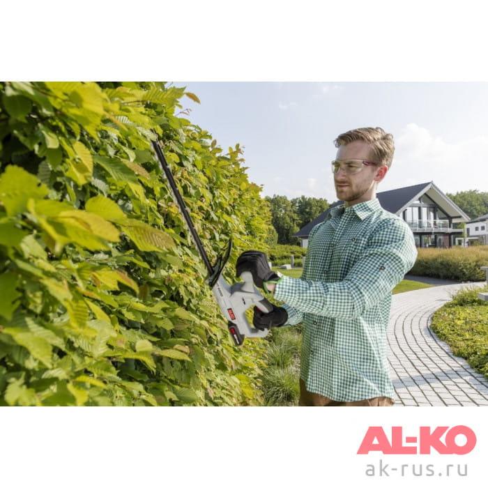 Кусторез аккумуляторный AL-KO HT 2000 (с аккумулятором)