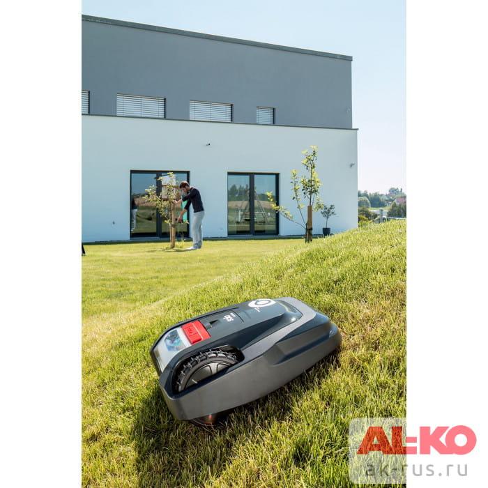 Газонокосилка-робот solo by AL-KO Robolinho 1000