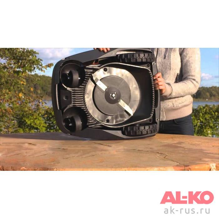 Газонокосилка-робот solo by AL-KO Robolinho 4100