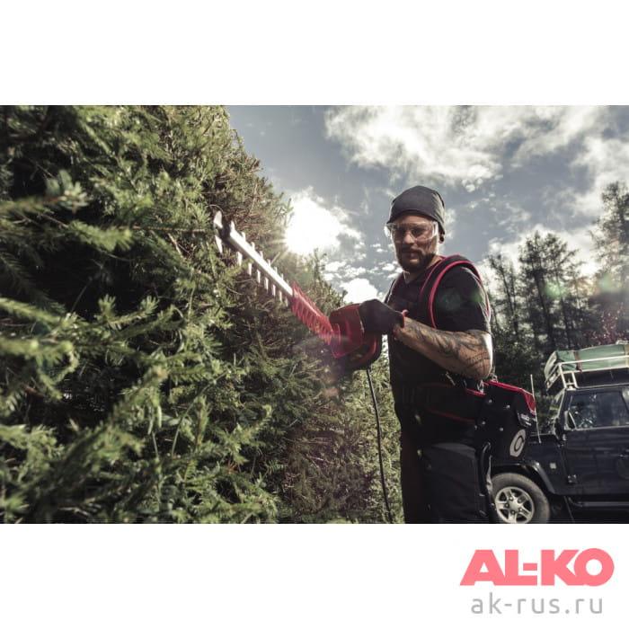 Кусторез аккумуляторный solo by AL-KO HT 4260 + акк. + з/у + ремень