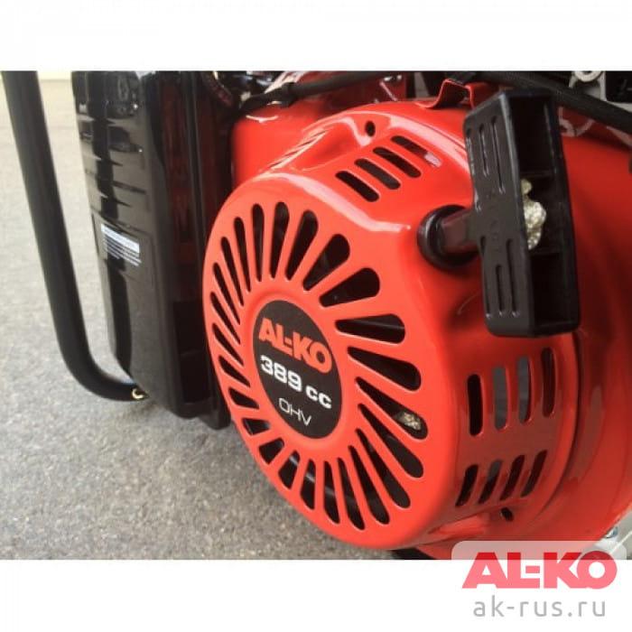 Генератор AL-KO 6500 D-C
