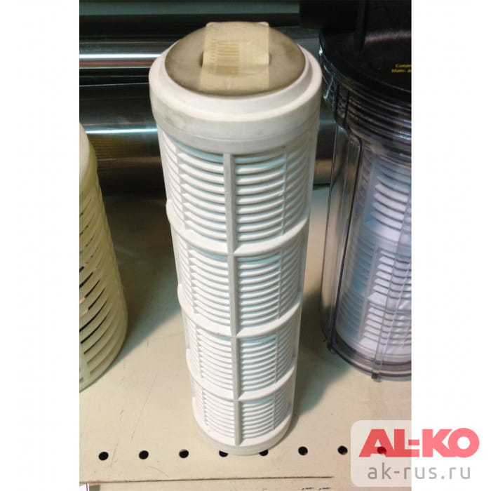 Картридж фильтра AL-KO 250/1 дюйм, пластик