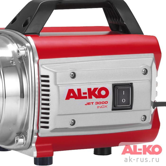 Насос садовый AL-KO Jet 3500 Inox Classic