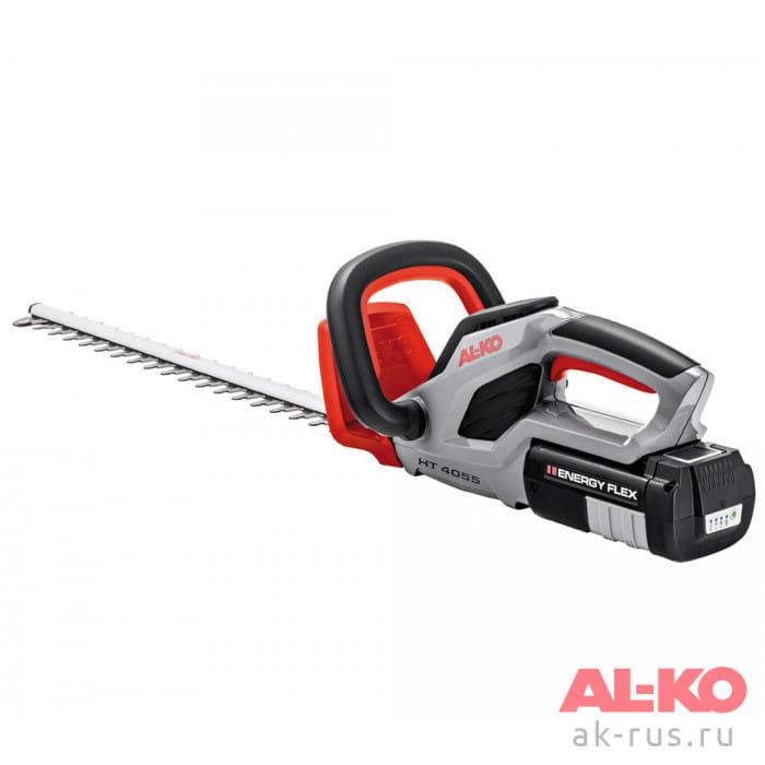 Кусторез аккумуляторный AL-KO HT 4055