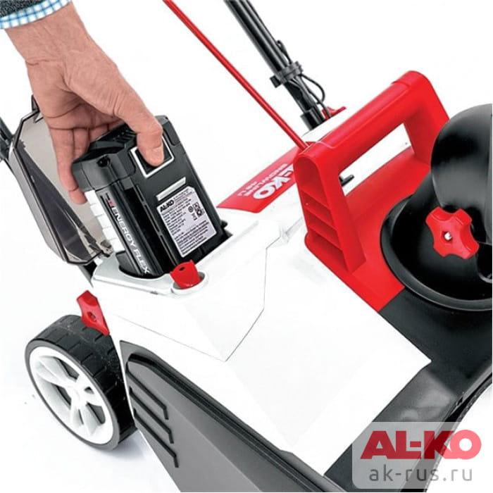 Снегоочиститель аккумуляторный AL-KO SnowLine ST 4048 EnergyFlex