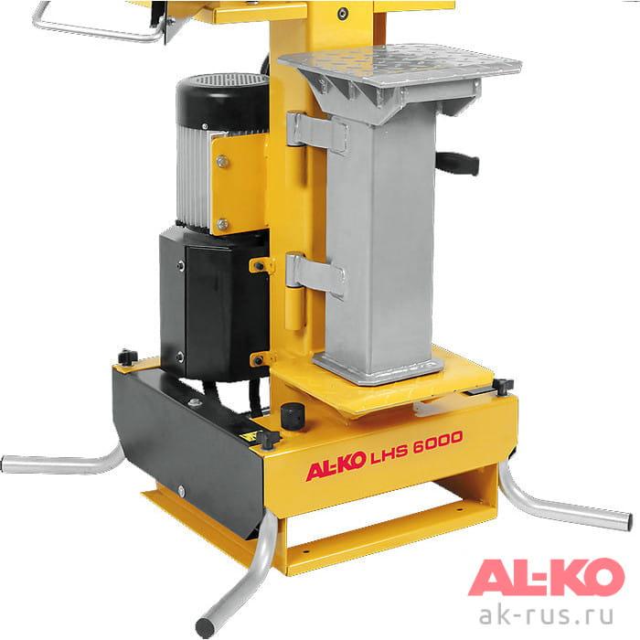 Дровокол AL-KO LHS 6000