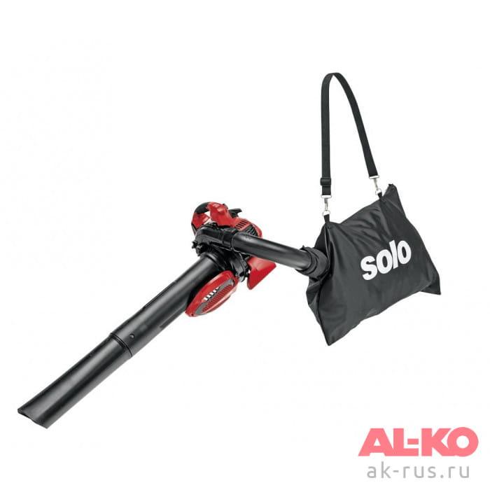 Пылесос садовый бензиновый solo by AL-KO 442