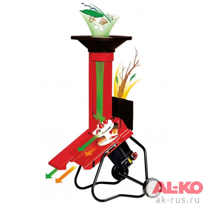 Измельчитель solo by AL-kO TCS Duotec 3000
