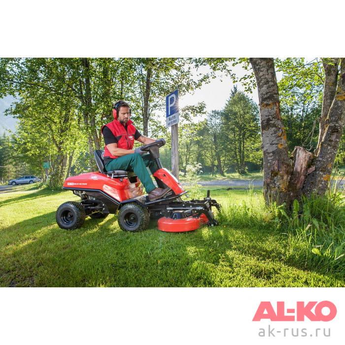 Трактор газонный solo by AL-KO FC 13-90.5 HD 2WD с механической трансмиссией