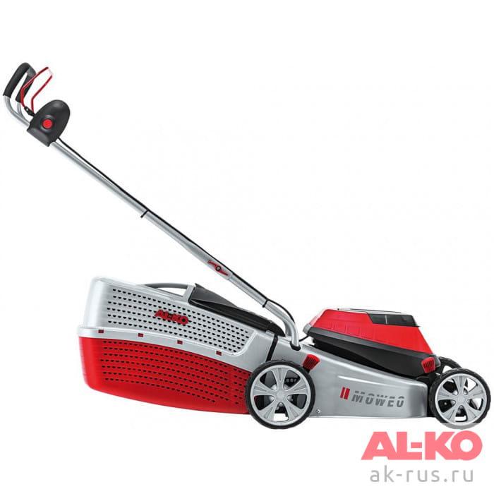 Газонокосилка аккумуляторная AL-KO Moweo 42.5 Li + акк. + з/у (комплект)