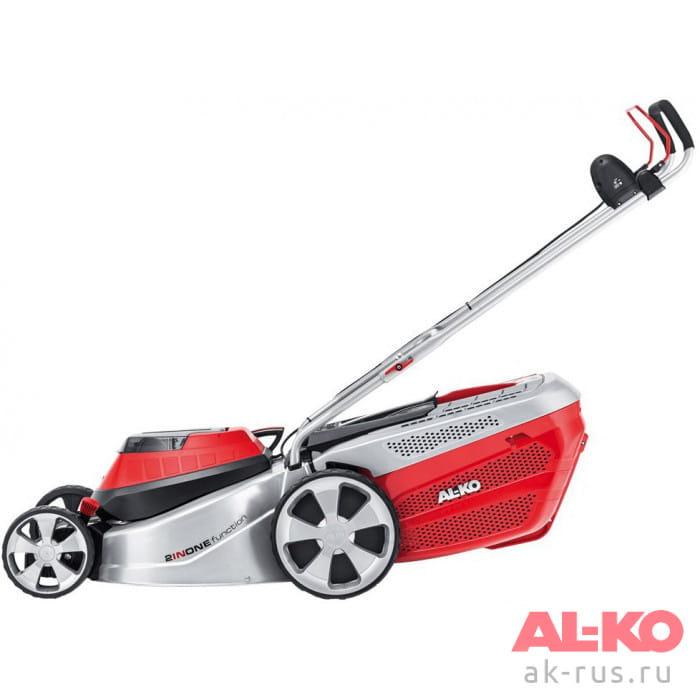 Газонокосилка аккумуляторная AL-KO Moweo 46.5 Li + акк. + з/у (комплект)