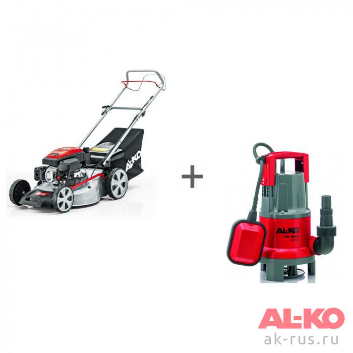 Easy 5.1 SP-S, TS 400 Eco 113607, 113594 в фирменном магазине AL-KO