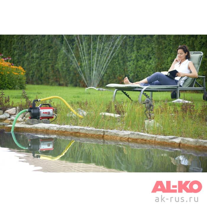 Насос садовый AL-KO Jet 3500 Classic