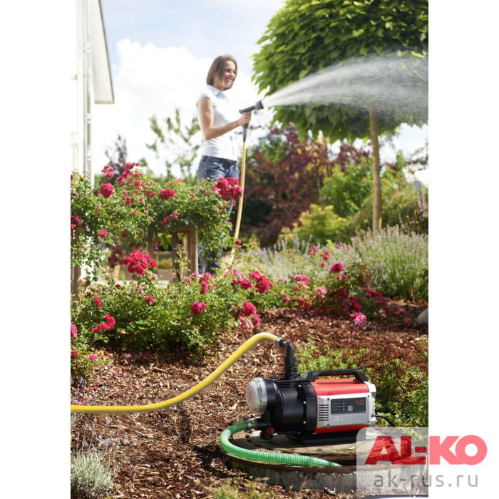 Насос садовый AL-KO Jet 4000 Comfort