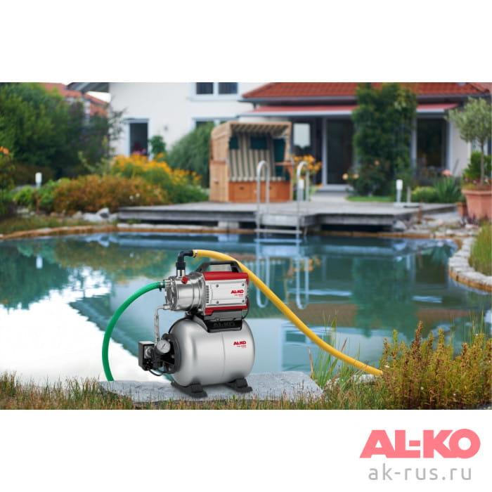 Насосная станция  AL-KO HW 3000 Inox Classic