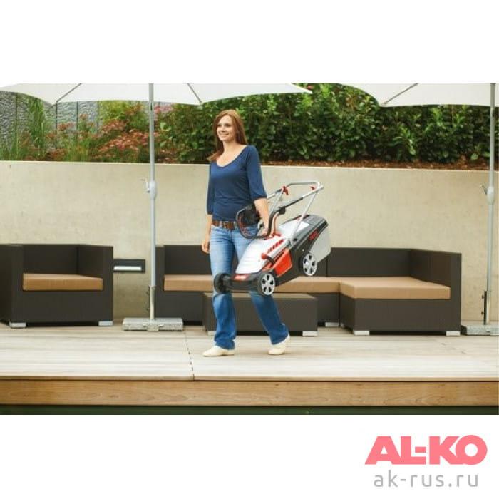 Газонокосилка электрическая AL-KO Comfort 34 E