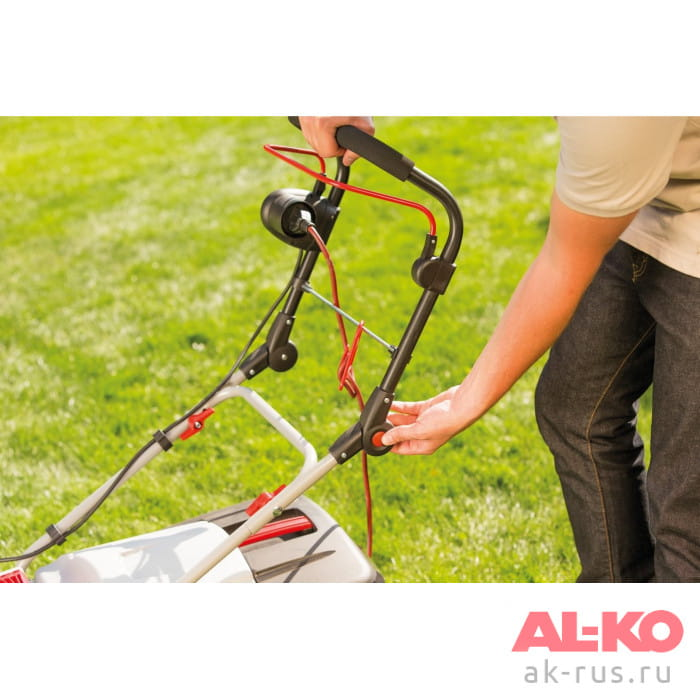 Газонокосилка электрическая AL-KO Comfort 40 E
