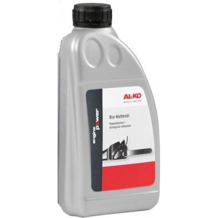 Био-масло для смазывания цепей цепных пил AL-KO BIO V100 1,0 л