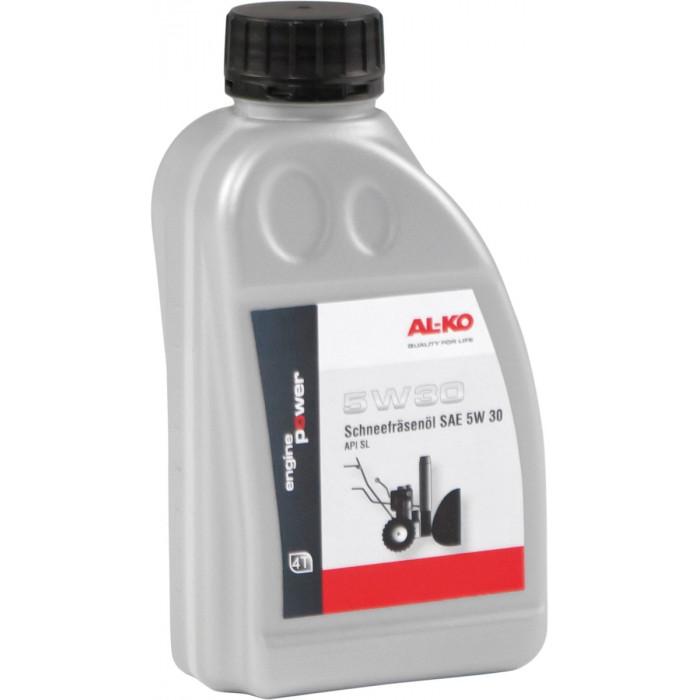 5W30 для 4-тактных двигателей снегоуборщиков 0,6 л 112899 в фирменном магазине AL-KO
