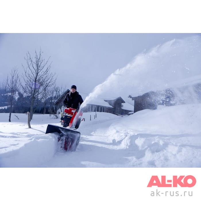 Снегоочиститель бензиновый AL-KO SnowLine 700 E