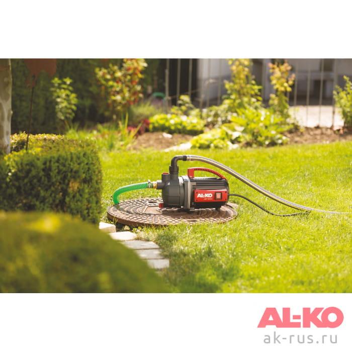 Насос садовый AL-KO Jet 604