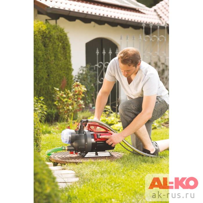 Насос садовый AL-KO Jet F 1004