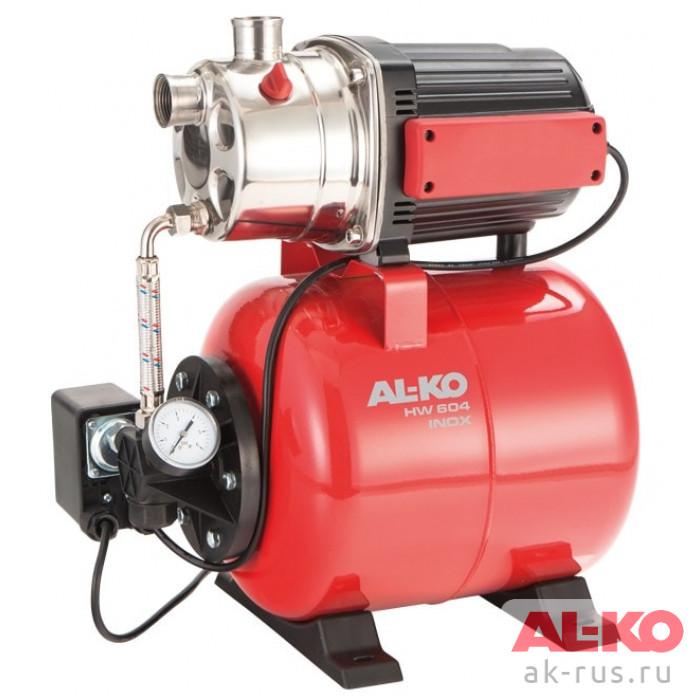 HW 604 Inox 113120 в фирменном магазине AL-KO