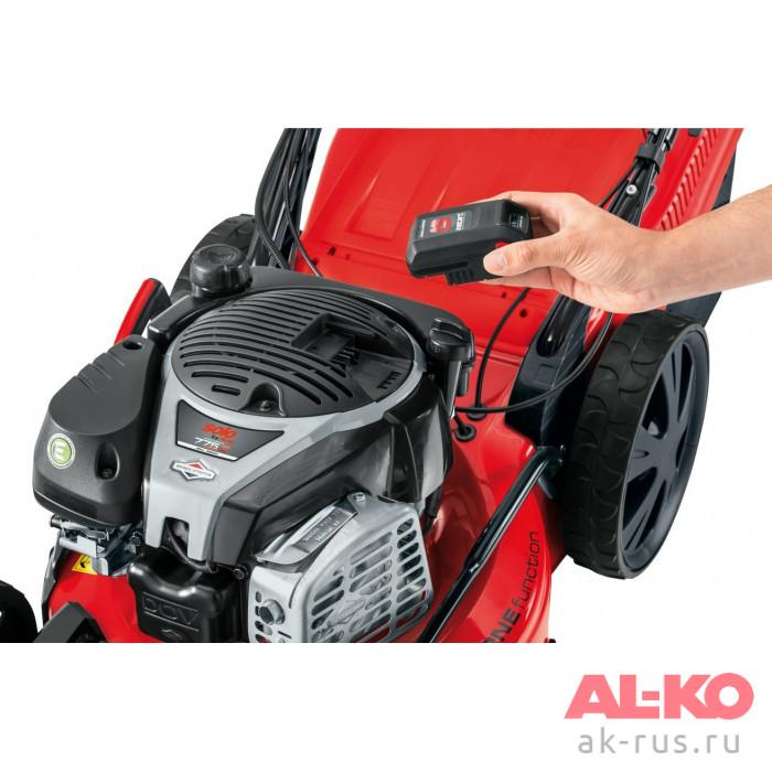 Газонокосилка бензиновая solo by AL-KO 4755 VSI