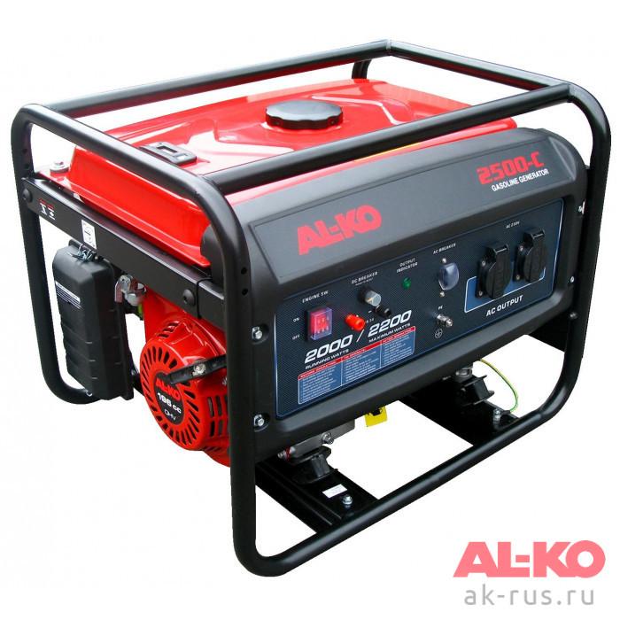 2500-C 130930 в фирменном магазине AL-KO