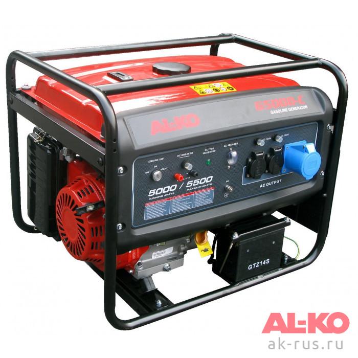 6500 D-C 130932 в фирменном магазине AL-KO