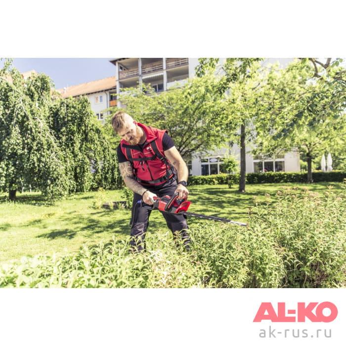 Кусторез аккумуляторный solo by AL-KO HT 4245