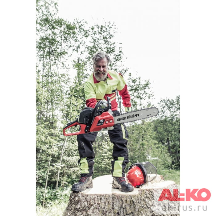 Пила бензиновая solo by AL-KO 6656