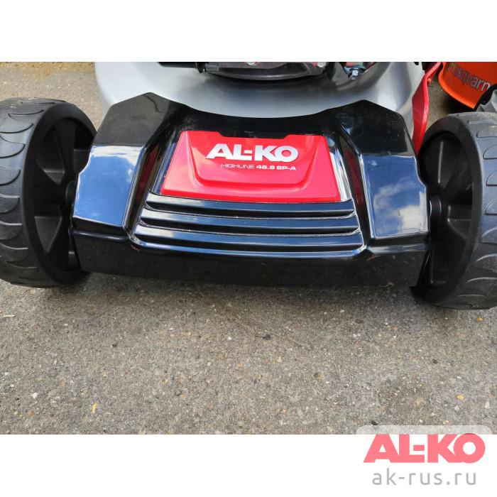 Газонокосилка бензиновая AL-KO Highline 46.8 SP-A У9