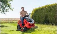 Садовые тракторы без травосборника
