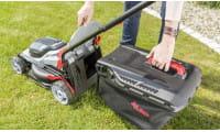 Аккумуляторные газонокосилки Easy Flex 20В