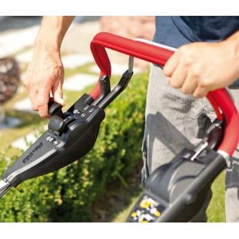 Газонокосилка бензиновая AL-KO Highline 475 VS