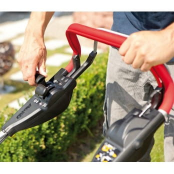 Газонокосилка бензиновая AL-KO Highline 477 VS