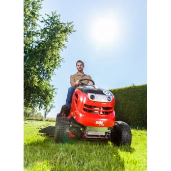 Трактор газонный solo by AL-KO T 15-110.6 HDS
