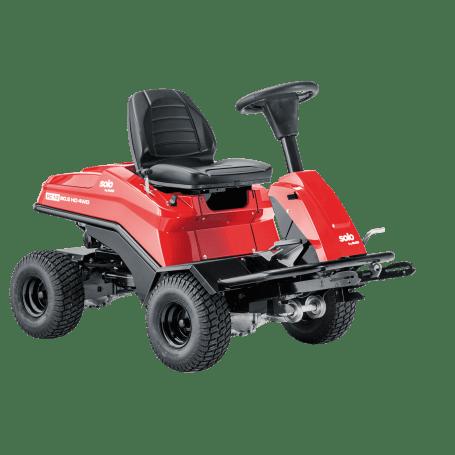 Трактор газонный solo by AL-KO FC 13-90.5 HD 4WD