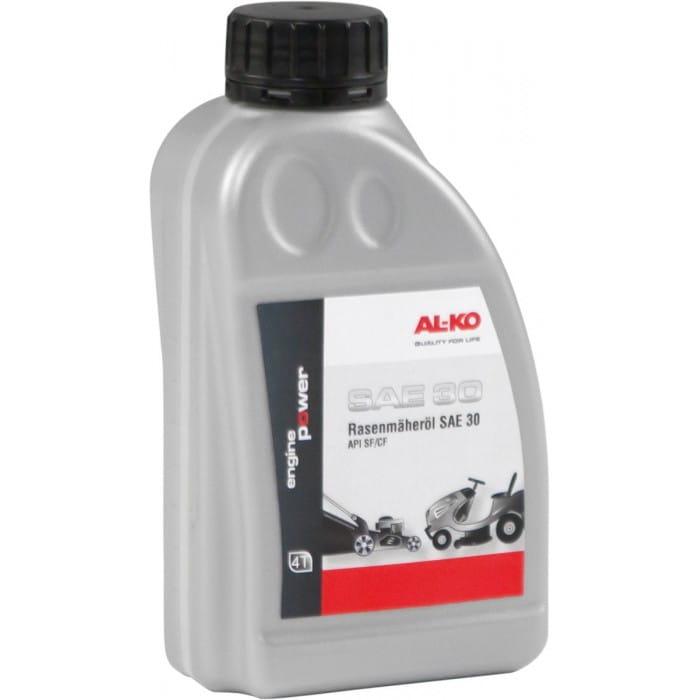 SAE 30 для 4-тактных двигателей газонокосилок  0,6 л 112888 в фирменном магазине AL-KO