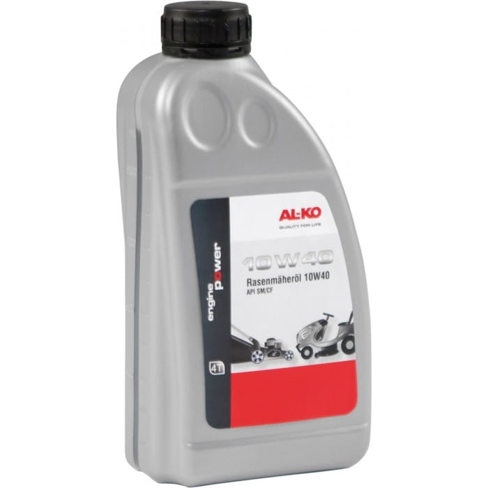 10W40 для 4-тактных двигателей газонокосилок  1,0 л 112901 в фирменном магазине AL-KO
