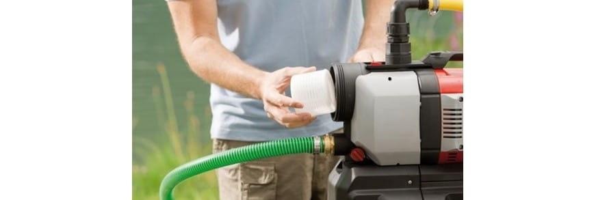 Аксессуары для насосов и станций водоснабжения AL-KO