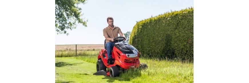 Садовые тракторы без травосборника AL-KO